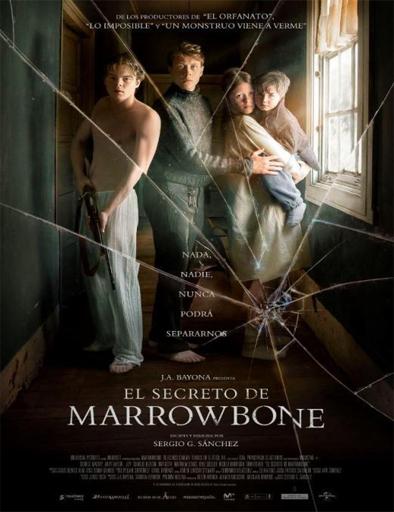 Poster de El secreto de Marrowbone