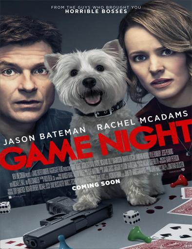 Game Night (Noche de juegos) (2018) [CAM] [Latino] [1 Link] [MEGA]