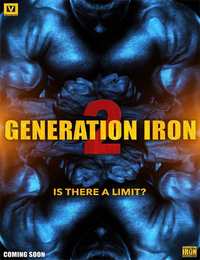 Poster de Generation Iron 2