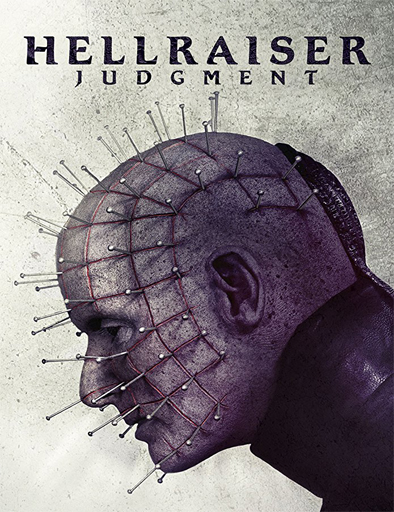 Hellraiser: Judgment (2018) [DVDRip] [Subespañol] [1 Link] [MEGA]