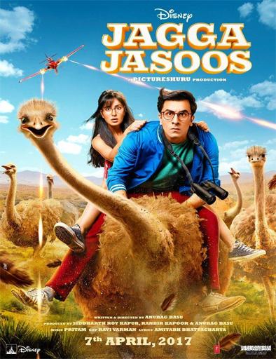 Poster de Jagga Jasoos