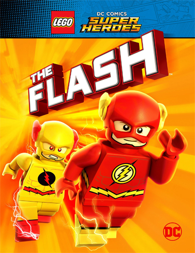 Lego DC Super Heroes: Flash (2018)[BRRip 720p] [Latino] [1 Link] [MEGA]