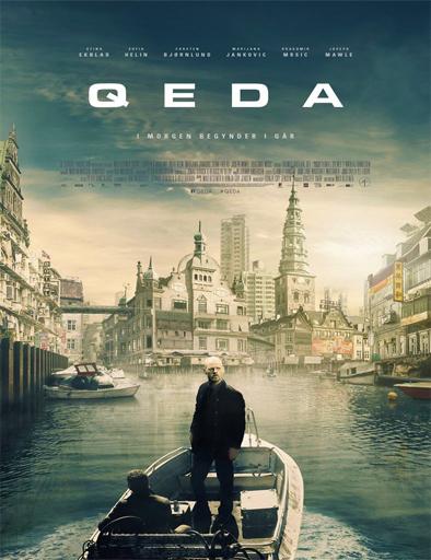 Poster de QEDA (Man Divided)