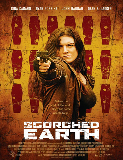 Scorched Earth (2018)[BRRip 720p] [SubEspañol] [1 Link] [MEGA]