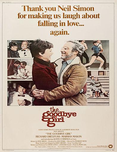 Poster de The Goodbye Girl (La chica del adiós)