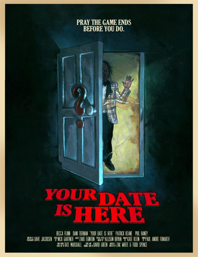 Poster de Your Date Is Here