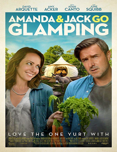 Poster de Amanda and Jack Go Glamping