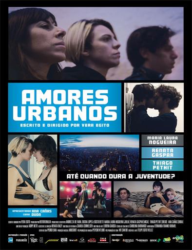 Poster de Amores Urbanos
