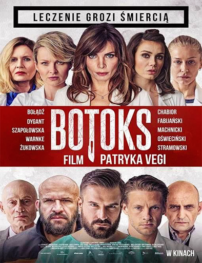 Botoks (2017) [BRRip 720p] [SubEspañol] [1 Link] [MEGA]