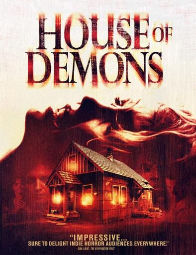 House of Demons (2018) [DVDRip] [SubEspañol] [1 Link] [MEGA]