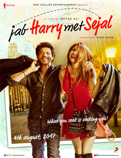 Poster de Jab Harry met Sejal