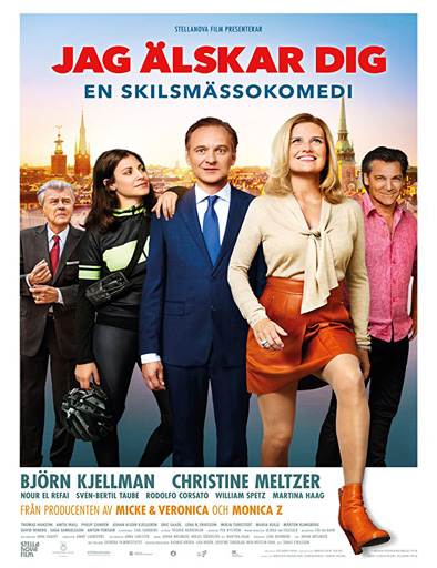 Poster de Jag älskar dig - En skilsmässokomedi