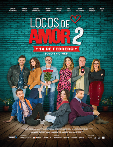 Poster de Locos de amor 2