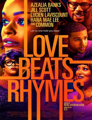 Love Beats Rhymes (2017) [BRRip 720p] [Latino] [1 Link] [MEGA]