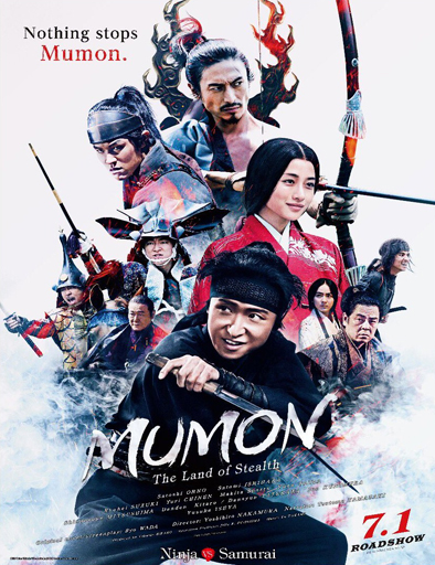 Poster de Mumon: The Land of Stealth