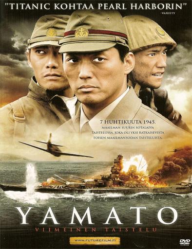 Poster de The Pacific Battleship: Yamato