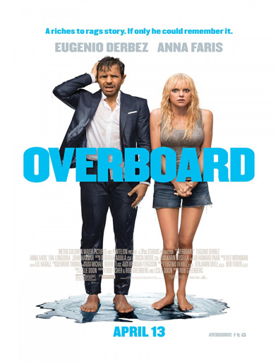 Overboard (Amor a la deriva) (2018) [CAM] [Latino] [1 Link] [MEGA]