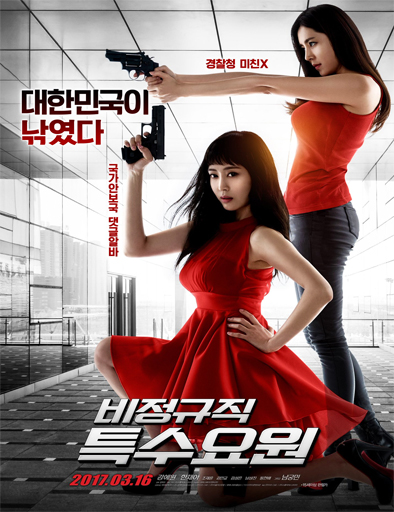 Part-time Spy (2017) [DVDRip] [SubEspañol] [1 Link] [MEGA]