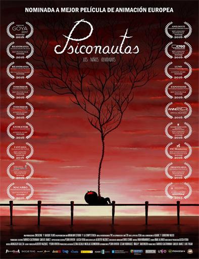 Poster de Psiconautas: Los Niños Olvidados