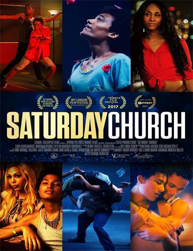 Poster de Saturday Church