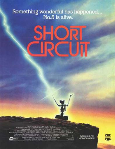 Poster de Short Circuit (Cortocircuito)