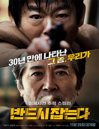 Poster de The Chase