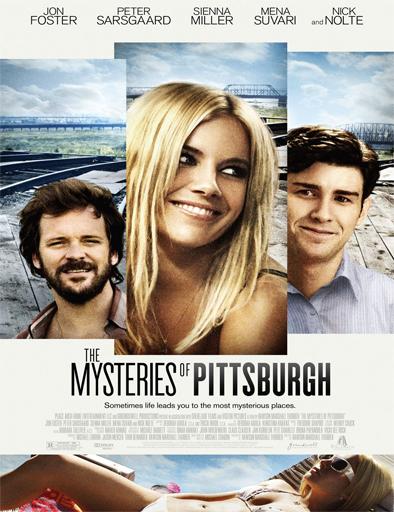 Poster de Los misterios de Pittsburgh
