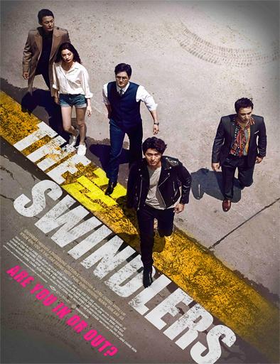 Poster de The Swindlers