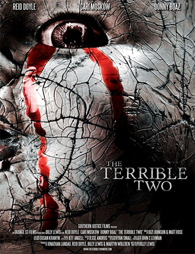Poster de The Terrible Two