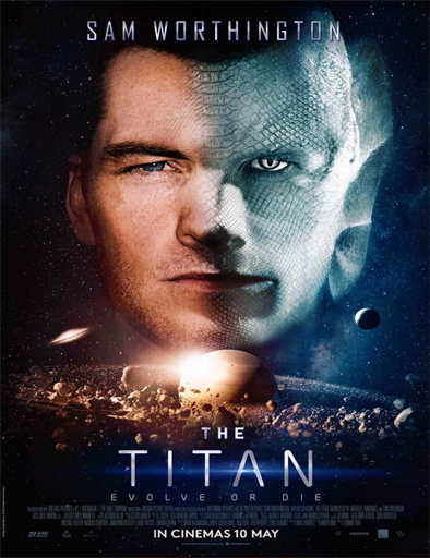 The Titan (2018) [BRRip 720p] [SubEspañol] [1 Link] [MEGA]
