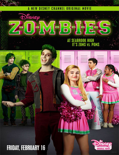 Zombies (2018) [DVDRip] [Latino] [1 Link] [MEGA]