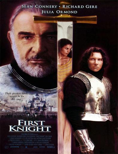 Poster de Lancelot, el primer caballero