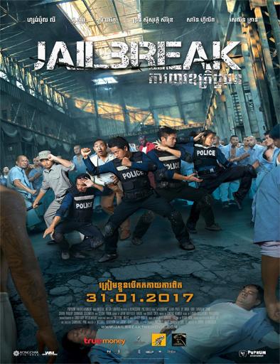 Poster de Jailbreak