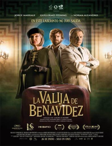 Poster de La valija de Benavidez