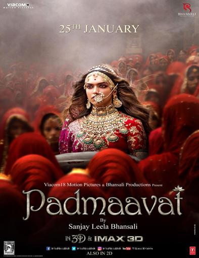 Poster de Padmaavat (Padmavati)