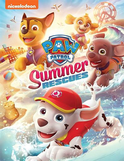 Paw Patrol: Summer Rescues (2018) [DVDRip] [Latino] [1 Link] [MEGA]