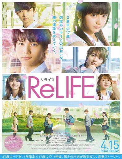 Poster de ReLIFE