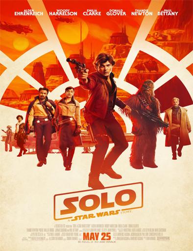 Han Solo: Una historia de Star Wars 2018[CAM] [Latino] [1 Link] [MEGA]