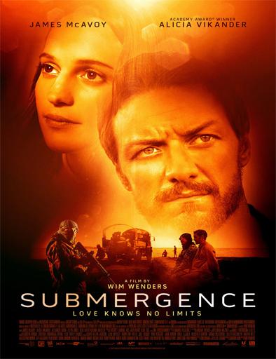 Poster de Submergence (Inmersión)