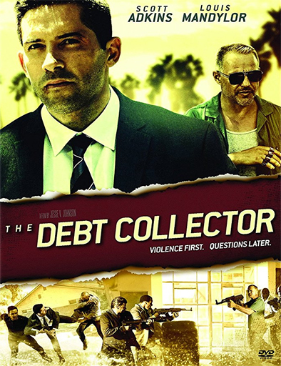 Ver the debt collector 2018 online for El cliente pelicula online