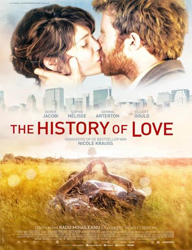 Poster de La historia del amor