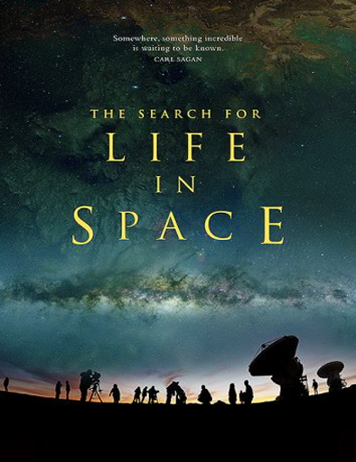 Poster de The Search for Life in Space
