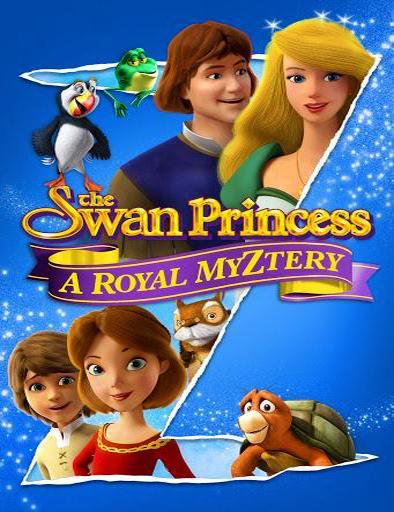 La Princesa Cisne: Un misterio real (2018) [DVDRip] [Latino] [1 Link] [MEGA]
