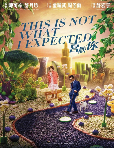This Is Not What I Expected (2017) [BRRip 720p] [SubEspañol] [1 Link] [MEGA]
