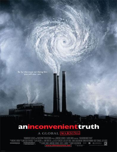Poster de La verdad incómoda