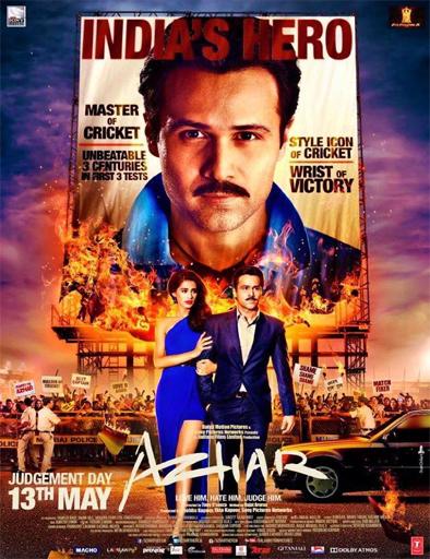 Poster de Azhar