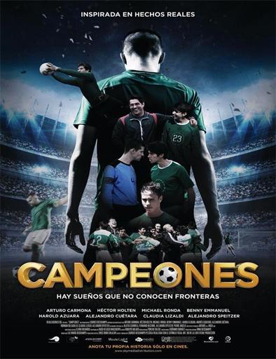 Poster de Campeones