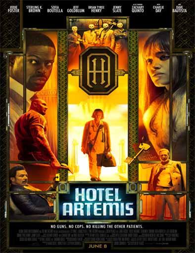 Poster de Hotel Artemis