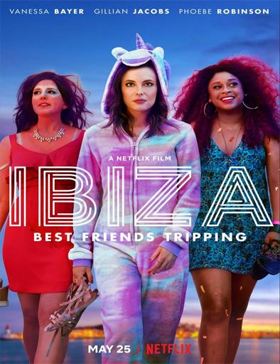 Ibiza (2018) [BRRip 720p] [Castellano] [1 Link] [MEGA]
