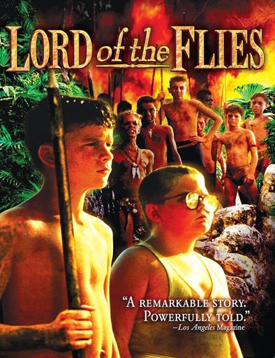 Poster de El señor de las moscas